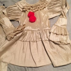Kids Pennywise costume, size 8